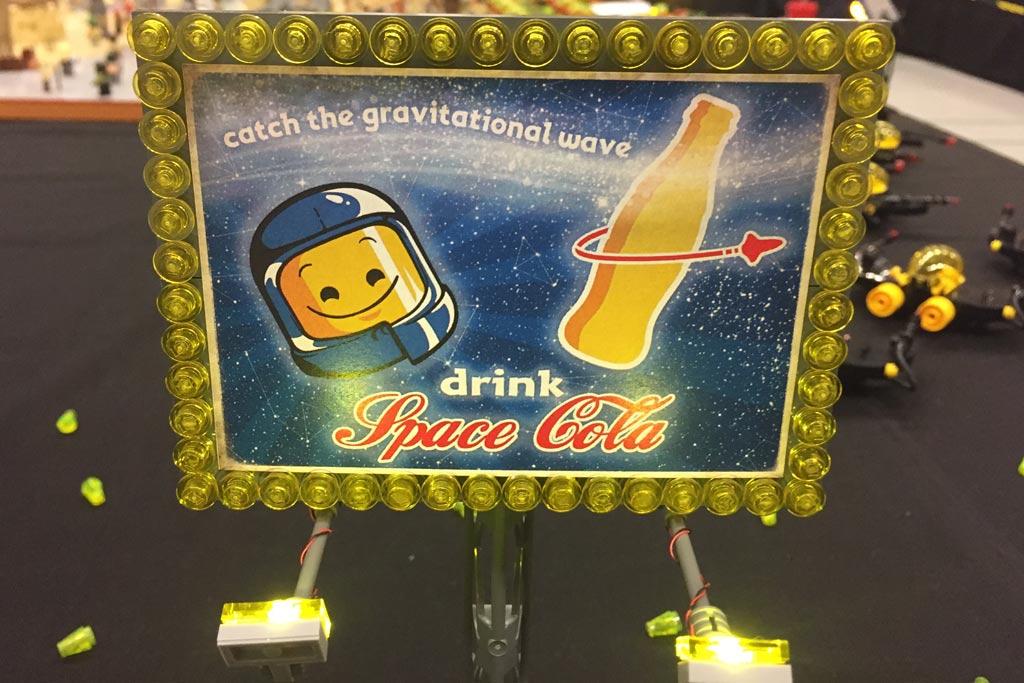 Space Cola! | © Matthias Kuhnt / zusammengebaut.com