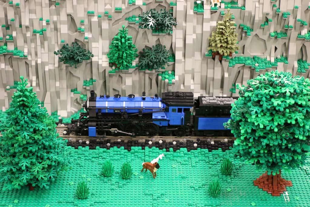 Da kommt die Eisenbahn: Uwe Kurth und Joachim Klang | © Andres Lehmann / zusammengebaut.com