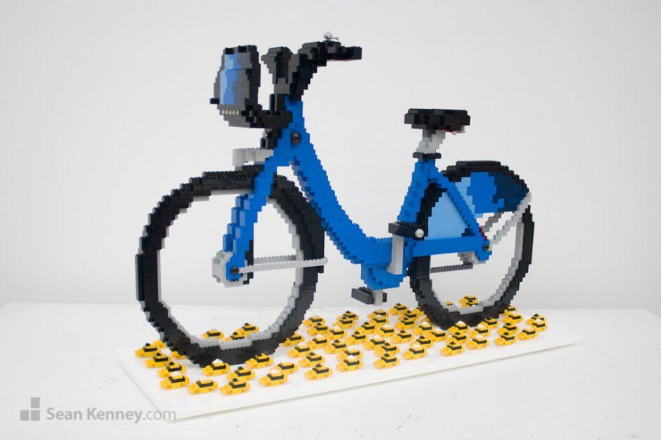 Fahrrad fahren! | © Sean Kenney