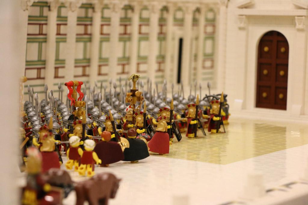 Das alte Rom lebt auf! | © Andres Lehmann / zusammengebaut.com