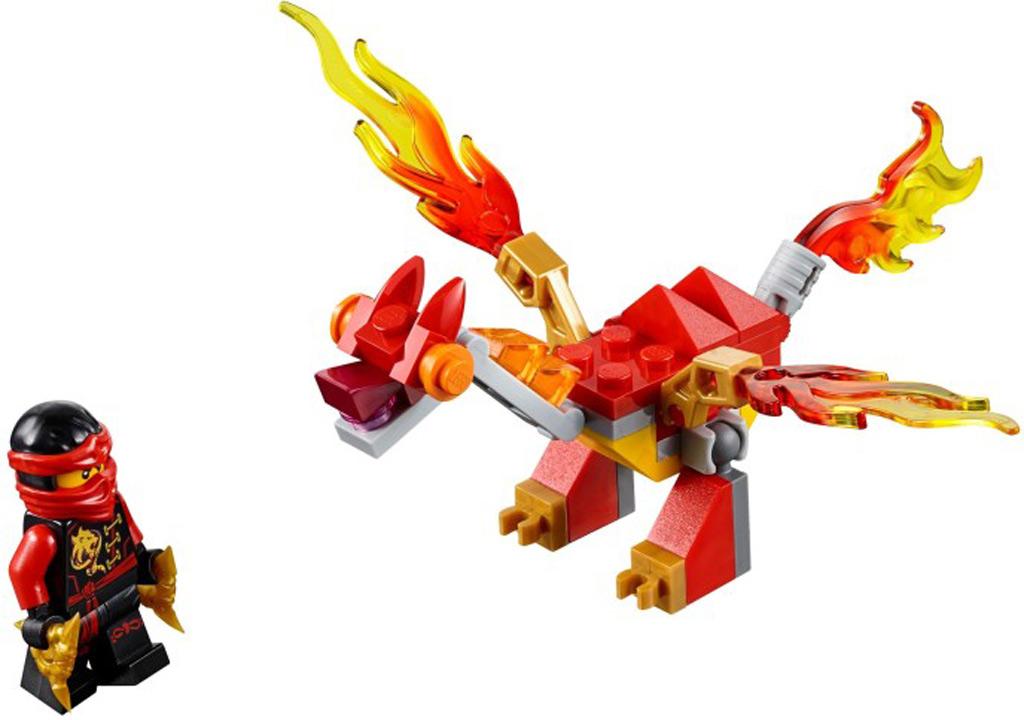LEGO Ninjago Kais Mini-Drache | © LEGO Group
