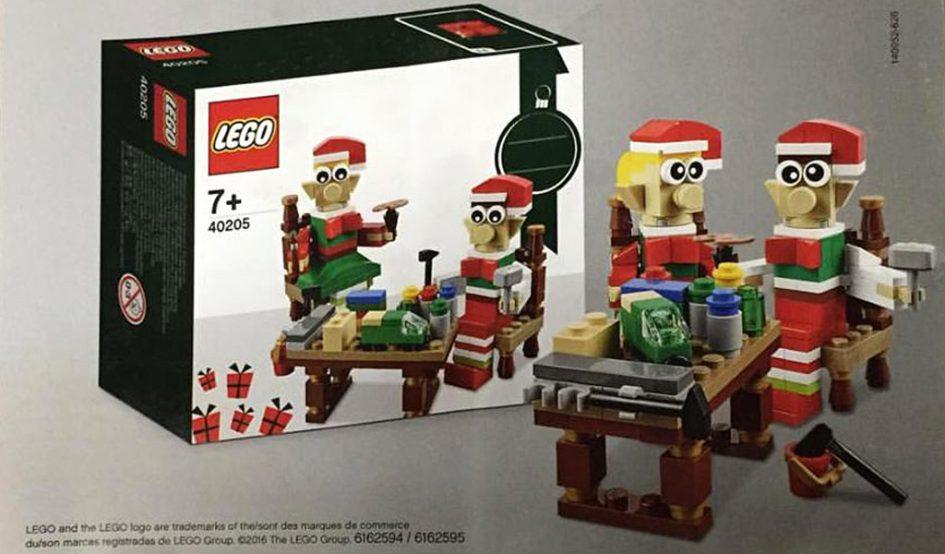 LEGO Seasonal Weihnachtsset (402025) | © BrickVibe / Facebook