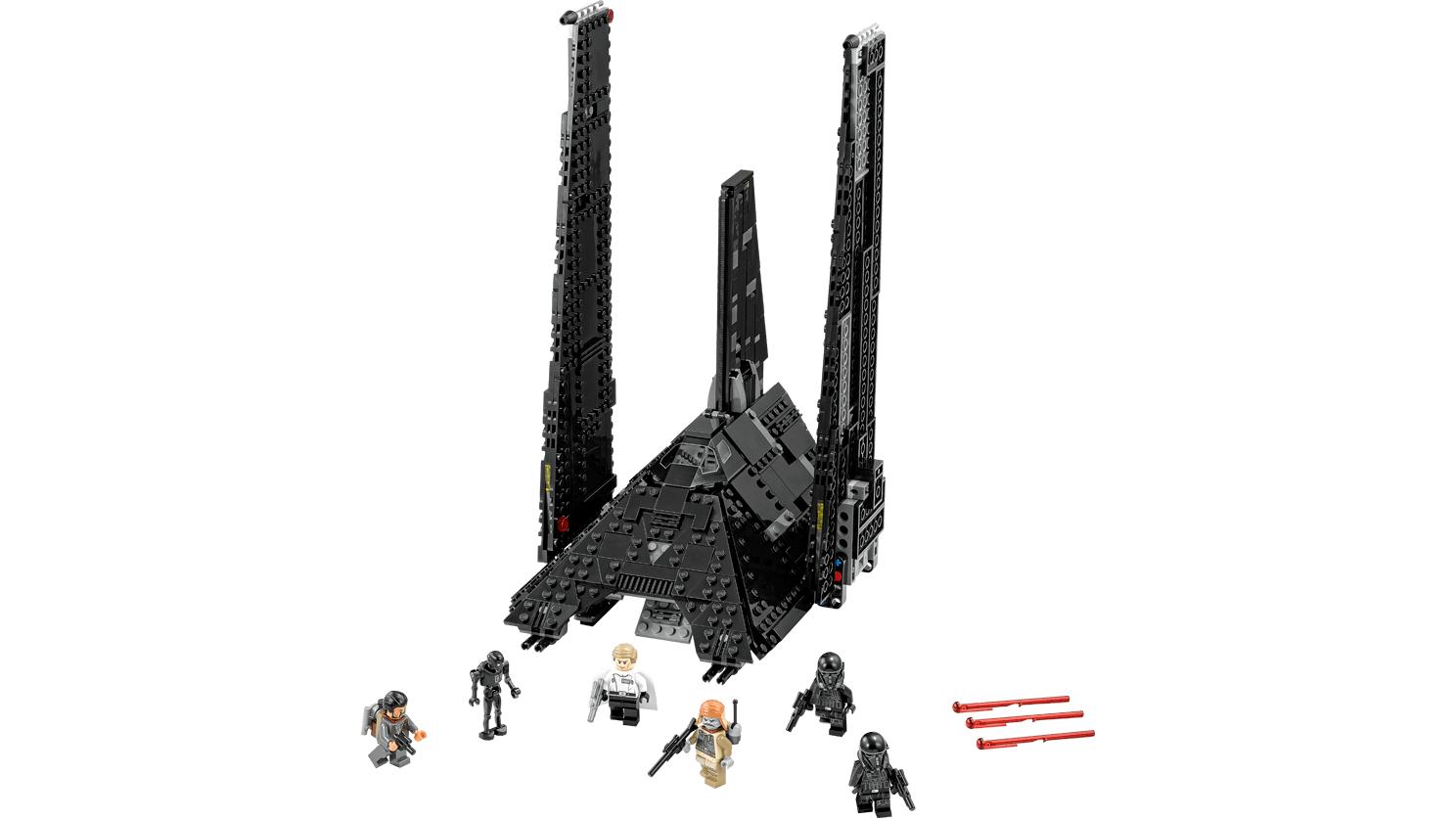 LEGO Star Wars Krennic's Imperial Shuttle (75156)   © LEGO Group