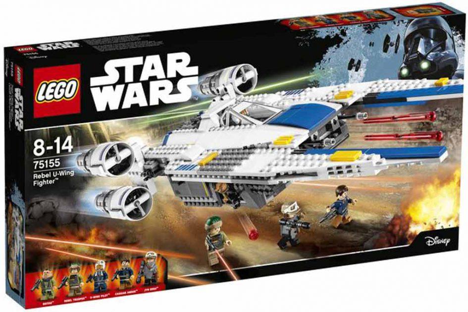 LEGO Star Wars Rebel U-Wing Fighter (75155)   © LEGO Group