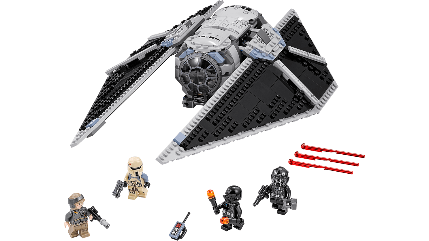 LEGO Star Wars Tie Striker (75154 ) | © LEGO Group