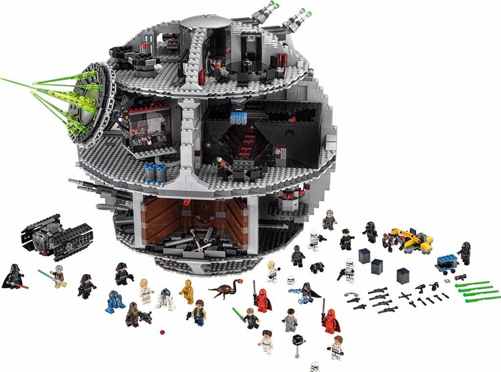Lego star wars todesstern 75159 offiziell vorgestellt zusammengebaut - Tardis selber bauen ...