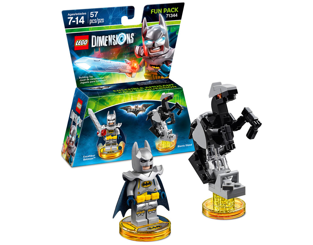 The LEGO Batman Movie Fun Pack (71344) | © Warner Bros.