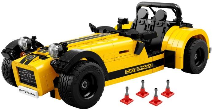 LEGO Ideas Caterham Seven 620R (21307) | © LEGO Group