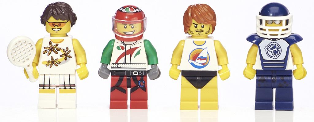 Sportskanonen! | © ToysRUs / LEGO Group