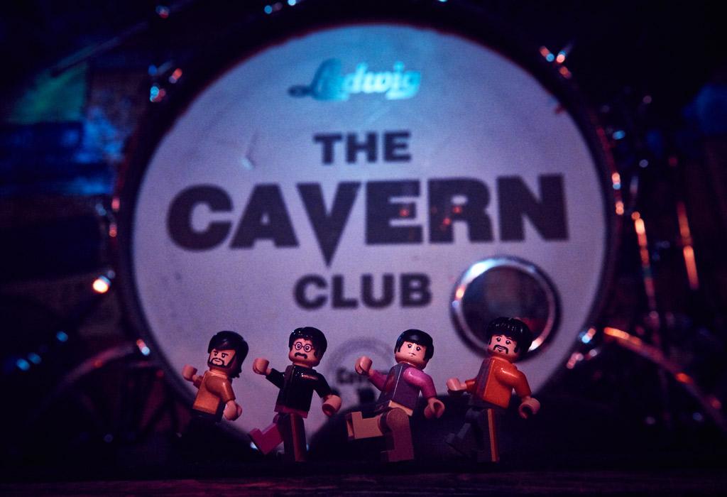 Die 60er Jahre: Lets's rock! | © LEGO Ideas