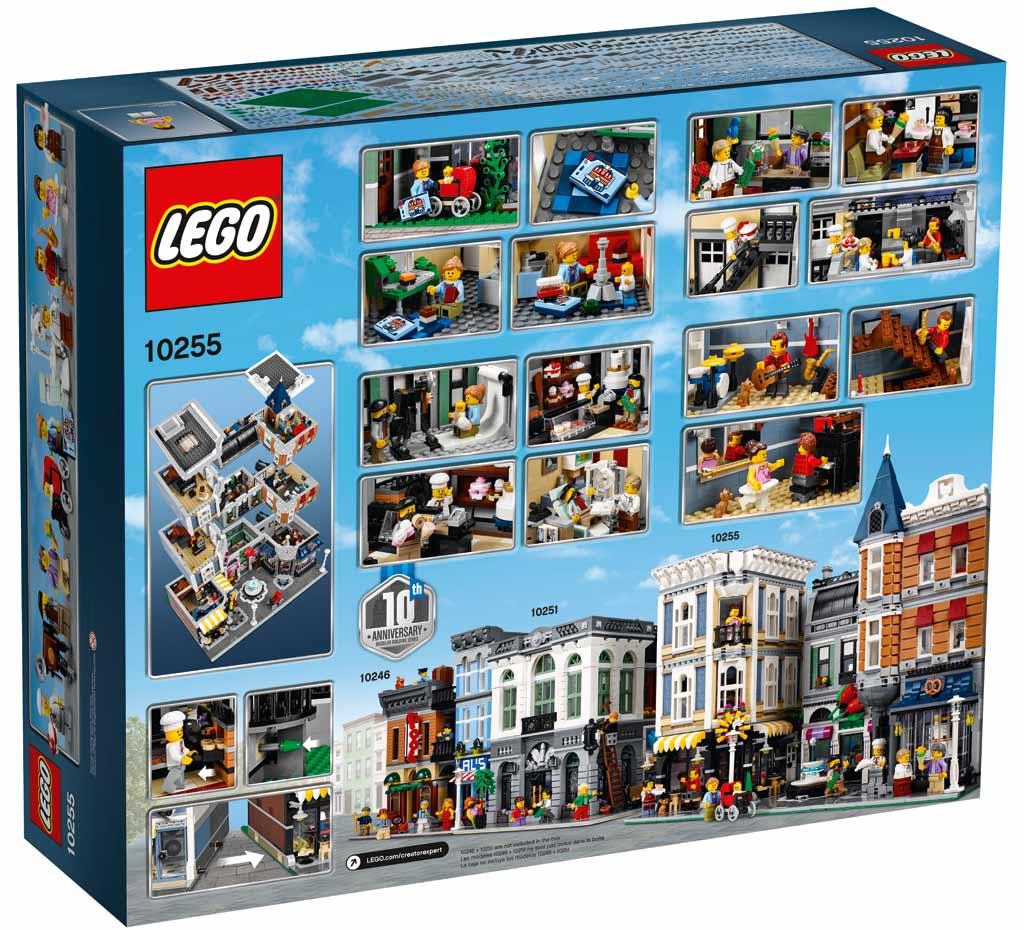 Rückseite | © LEGO Group