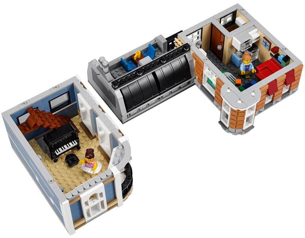 Dachgeschoss | © LEGO Group