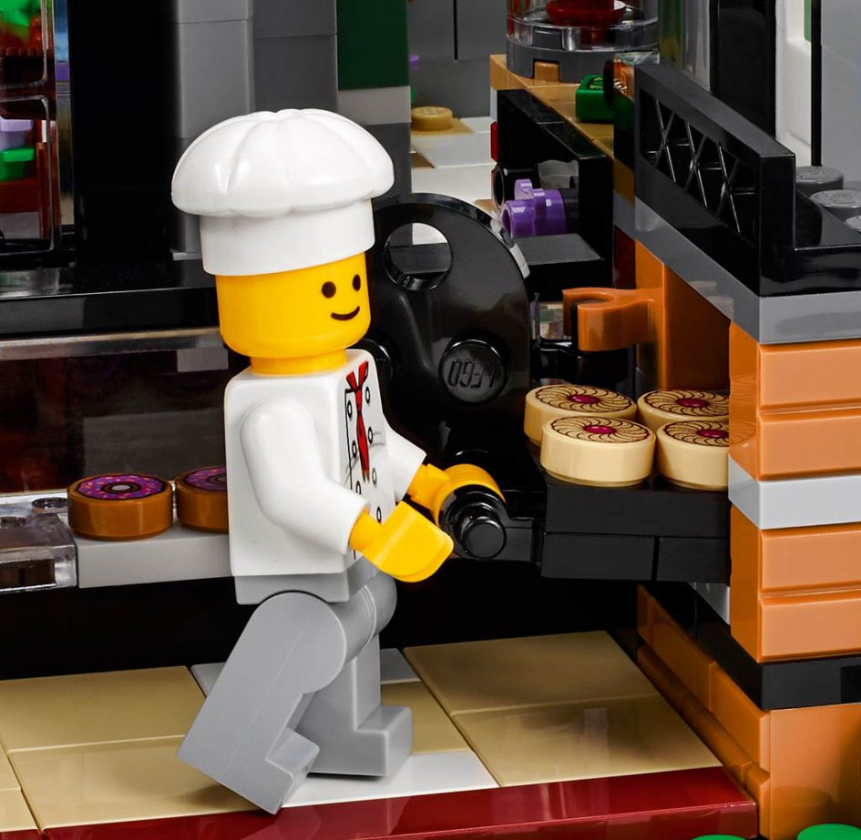 Mmmmh, lecker!   © LEGO Group