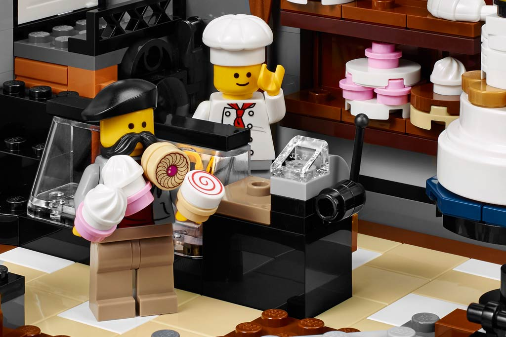 Konditorei   © LEGO Group