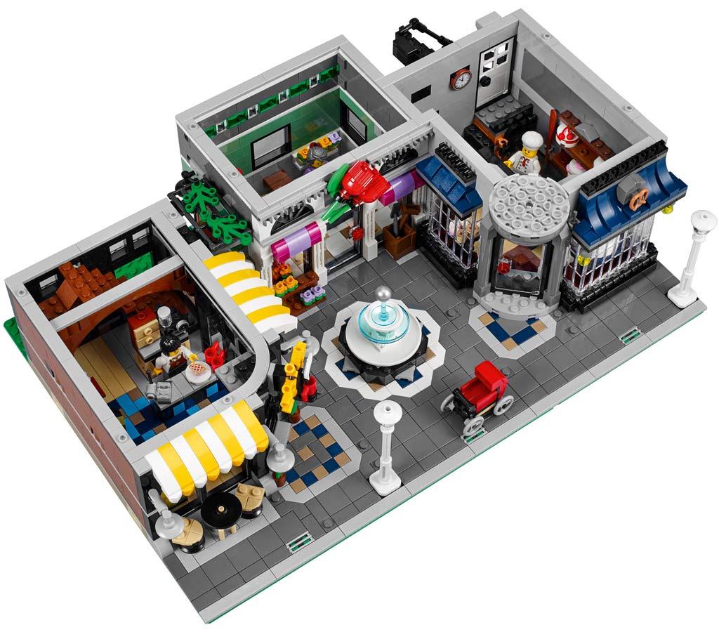 Erdgeschoss | © LEGO Group