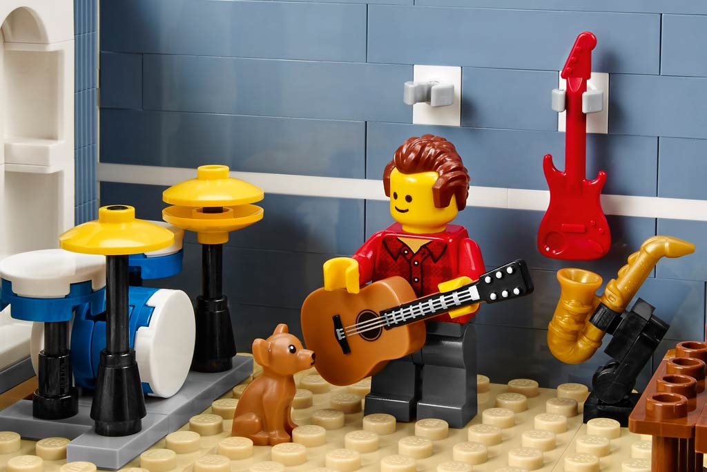 Musikladen | © LEGO Group
