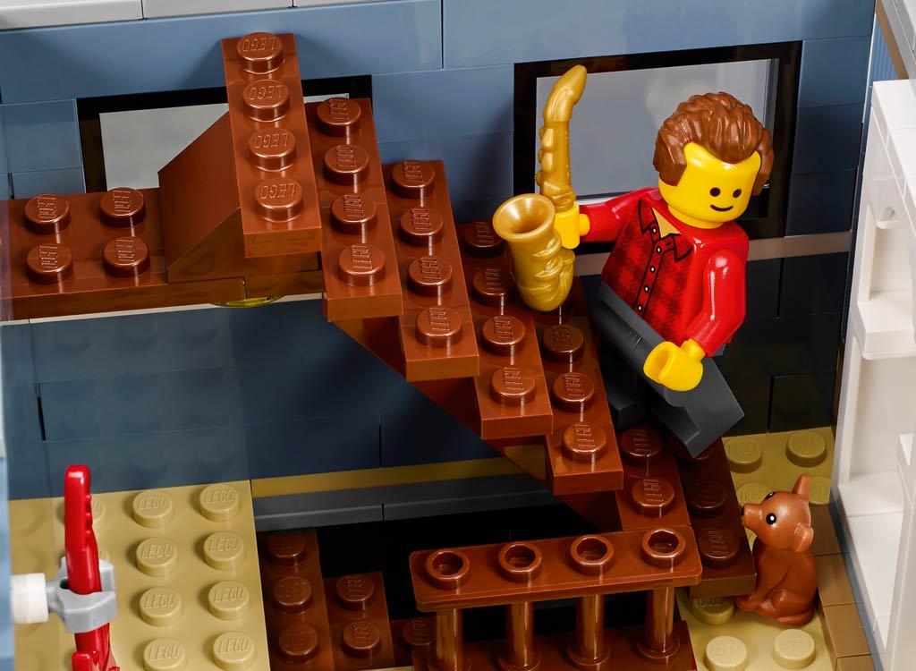 Auf dem Weg nach oben... | © LEGO Group