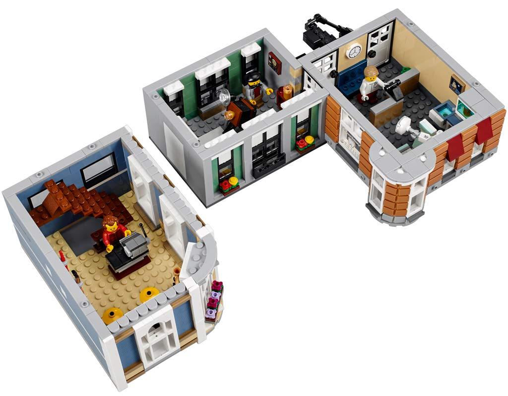 Erstes Stockwerk | © LEGO Group