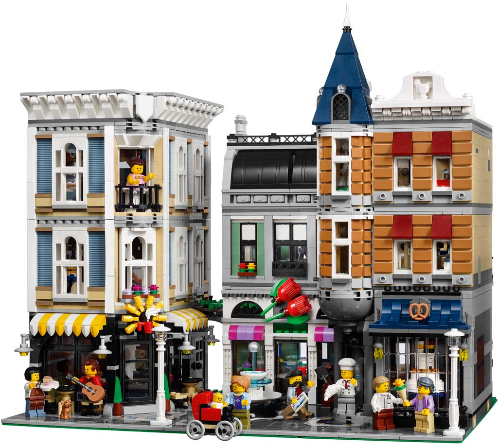 LEGO Creator Expert Assembly Square (10255) | © LEGO Group