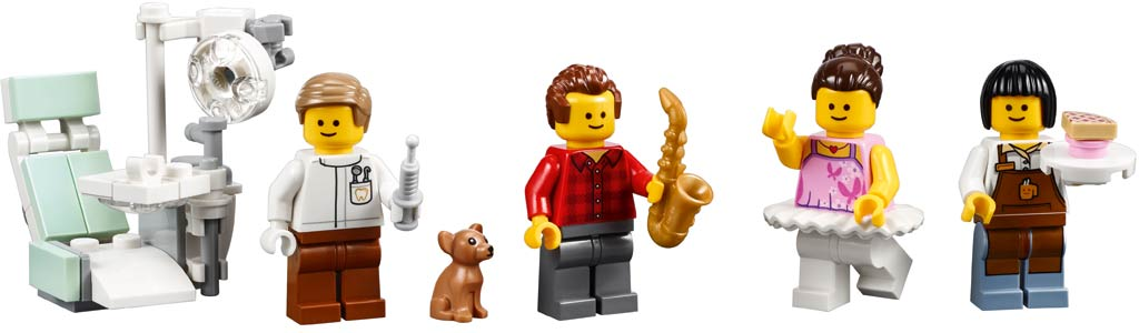 Oh, oh: Zahnarzt!   © LEGO Group