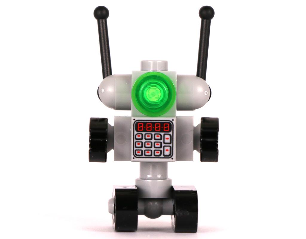 Fernsteuerbarer Roboter | © Andres Lehmann / zusammengebaut.com