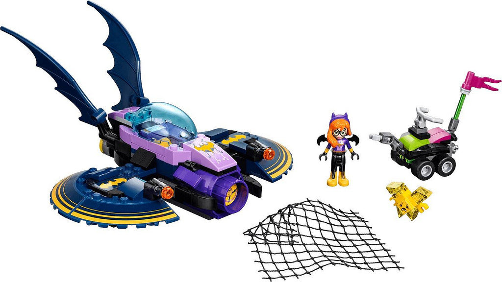 LEGO Super Hero Girls Batgirl's Batjet (41230) | © LEGO Group