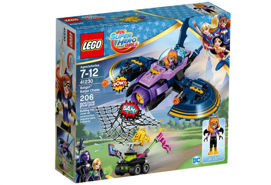 LEGO DC Super Hero Batgirl Batjet Chase (41230) | © LEGO Group