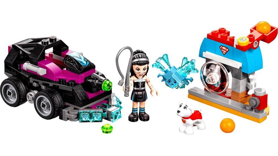 Lashina's Action Rider (41233)   © LEGO Group
