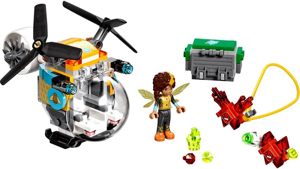 Bumblebee's Helicopter (41234) | © LEGO Group
