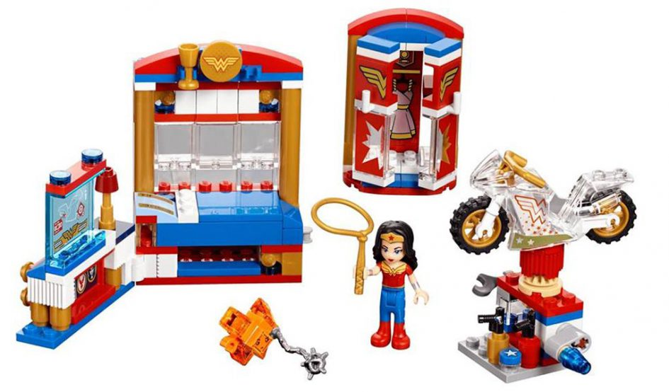 Wonder Woman's Dorm (41235) | © LEGO Group