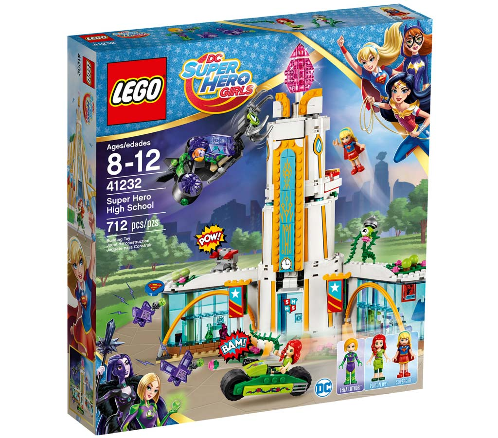 LEGO DC Super Hero Super Hero High School (41232) | © LEGO Group