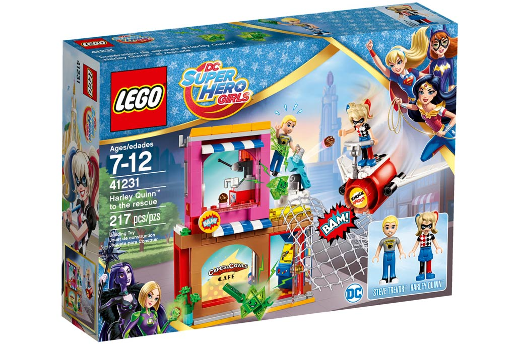 LEGO DC Super Hero Harley Quinn to the Rescue (41231) | © LEGO Group