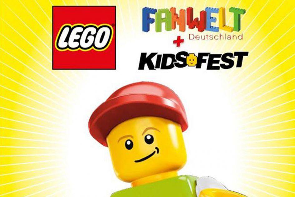 LEGO Fanwelt Deutschland und Kids Fest: Alle Infos | © LEGO Modellbaufans Rheinland e.V.