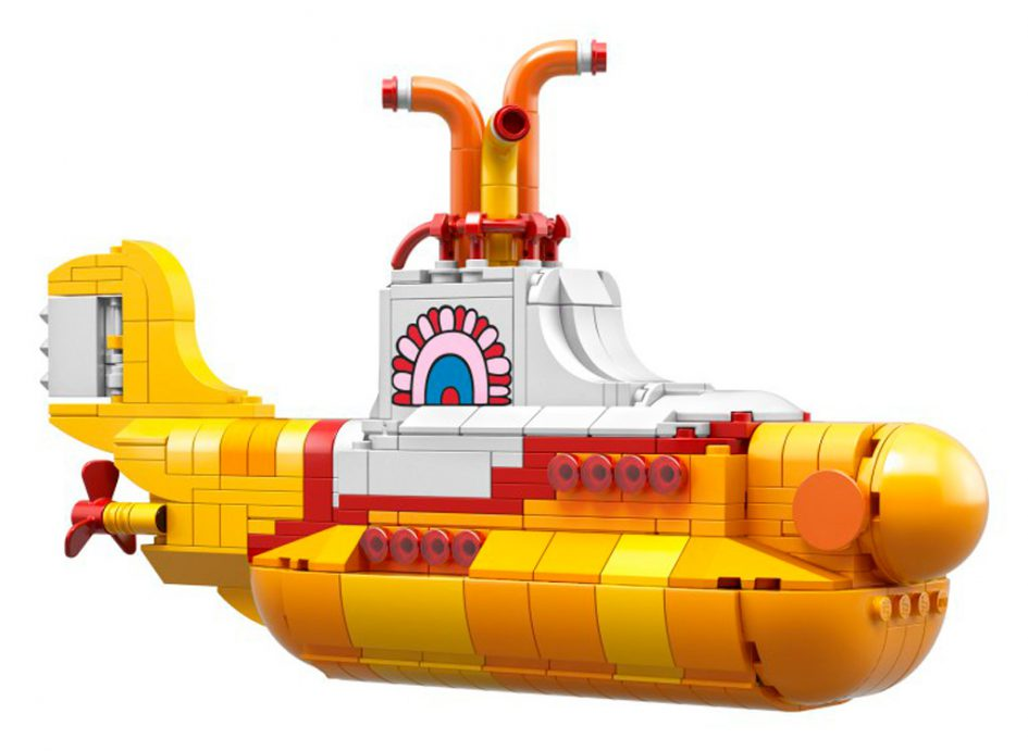 LEGO IDeas The Beatles Yellow Submarine (21306 ) | © LEGO Group