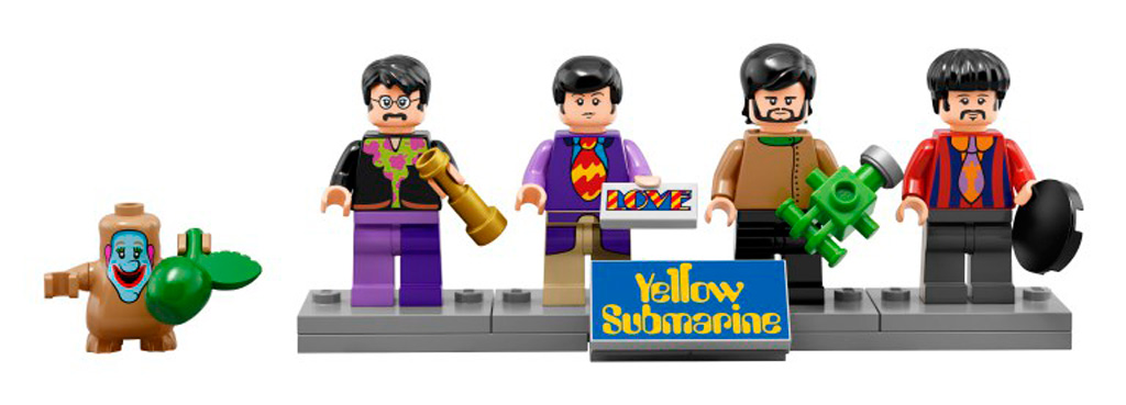 The Beatles! | © LEGO Group