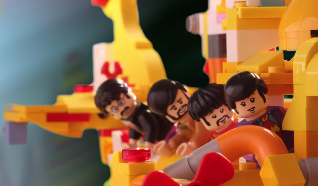 Voller Fahrt voraus! | © LEGO Ideas