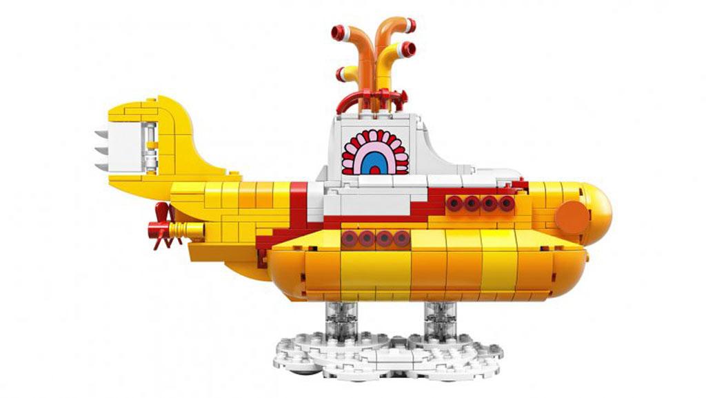 Startklar für den nächsten Tauchgang? | © LEGO Group