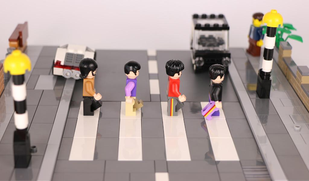 Abbey Road | © Andres Lehmann / zusammengebaut.com