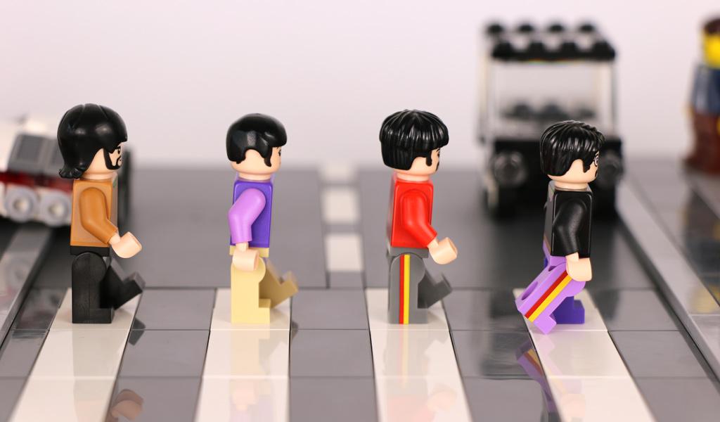 The Beatles! | © Andres Lehmann / zusammengebaut.com
