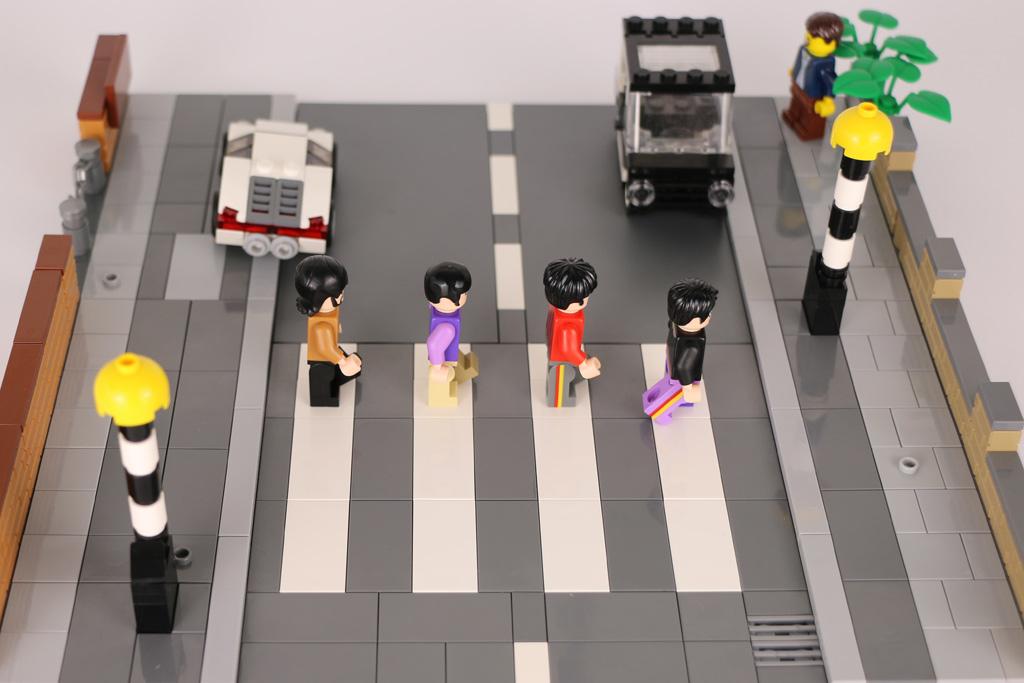 Ehrwürdige Abbey Road in London | © Andres Lehmann / zusammengebaut.com