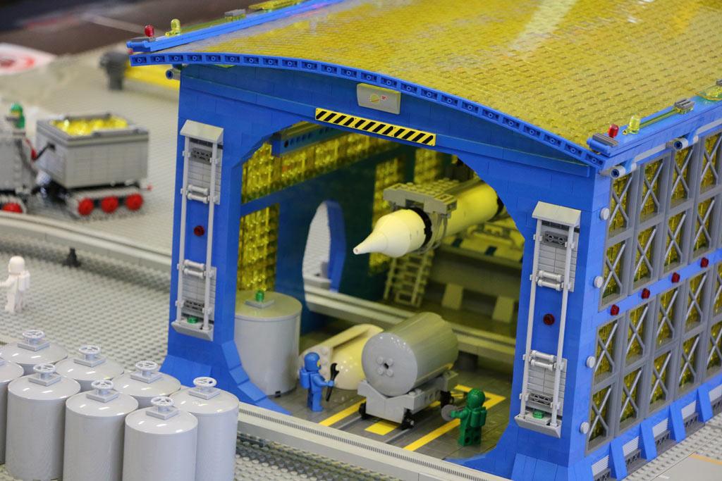 Hangar | © Andres Lehmann / zusammengebaut.com