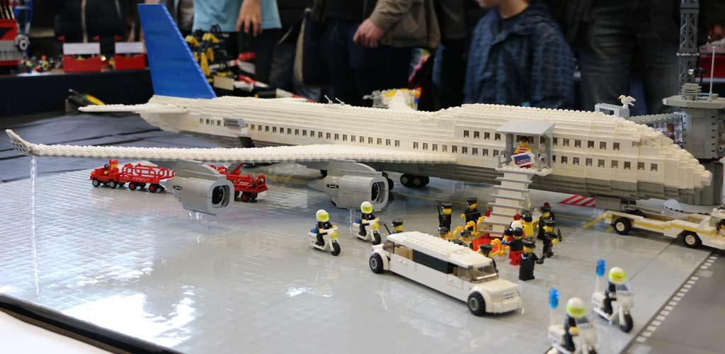 Boeing 747 und VIP-Gäste | © Andres Lehmann / zusammengebaut.com