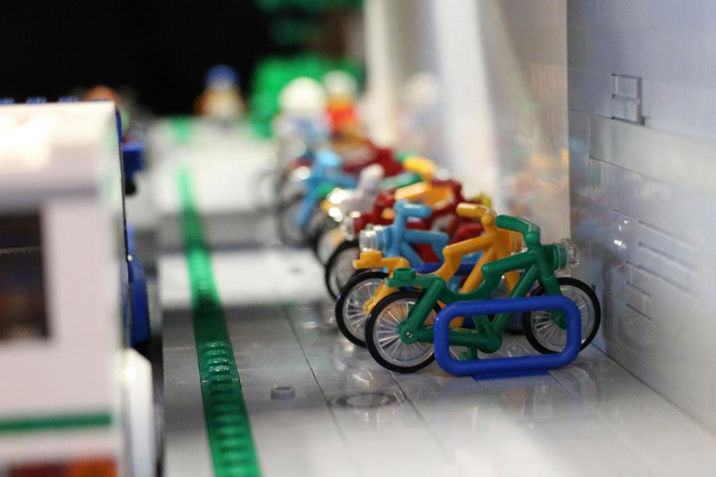 Fahrräder | © Andres Lehmann / zusammengebaut.com