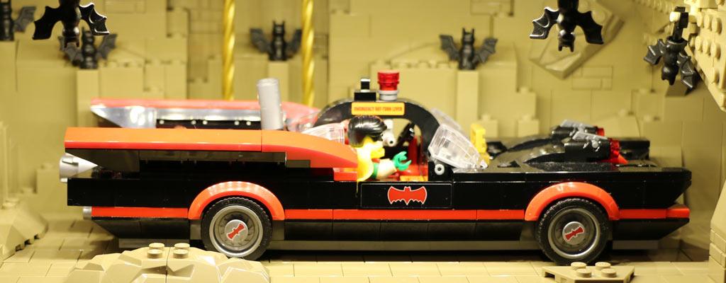 Und Robin fährt schon mal den Wagen vor... | © Andres Lehmann / zusammengebaut.com