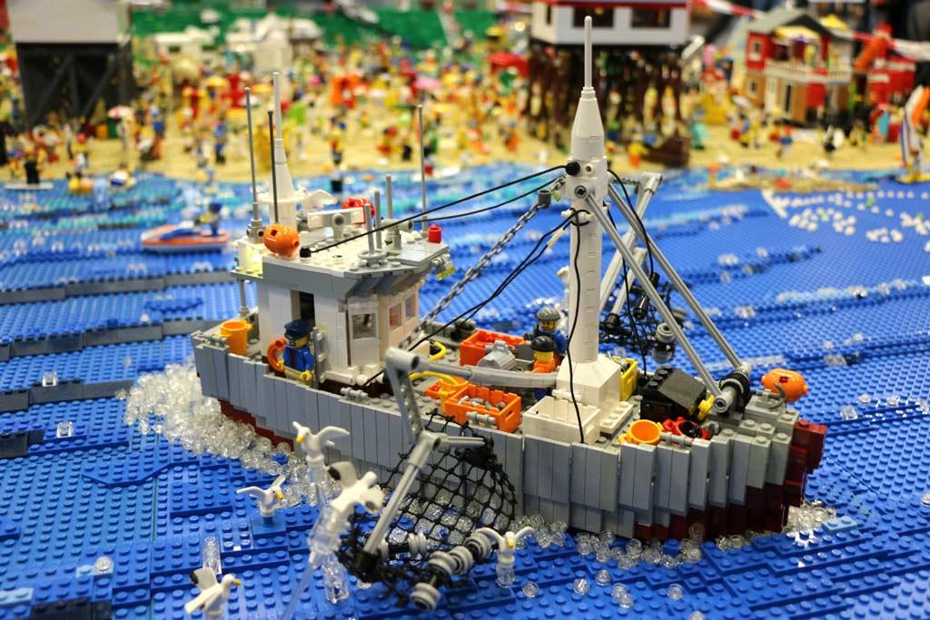 Krabbenkutter | © Andres Lehmann / zusammengebaut.com