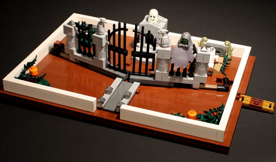 Tales from the LEGO Crypt | © Jason Allemann