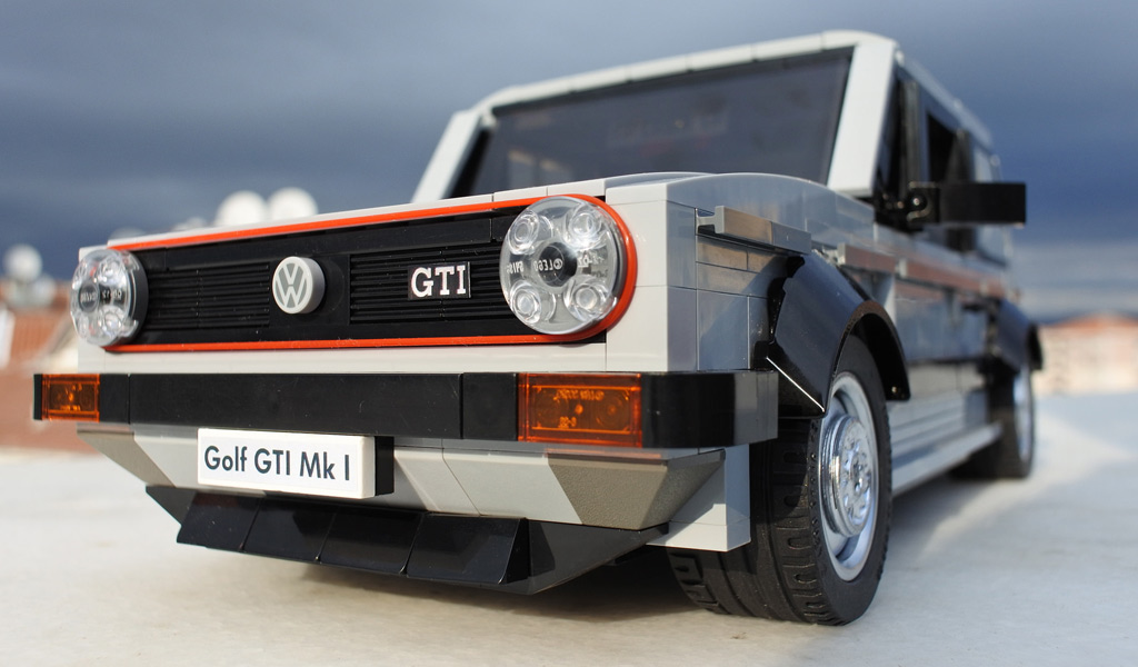 Volkswagen Golf MK1 GTI   © Hasan Kabalak