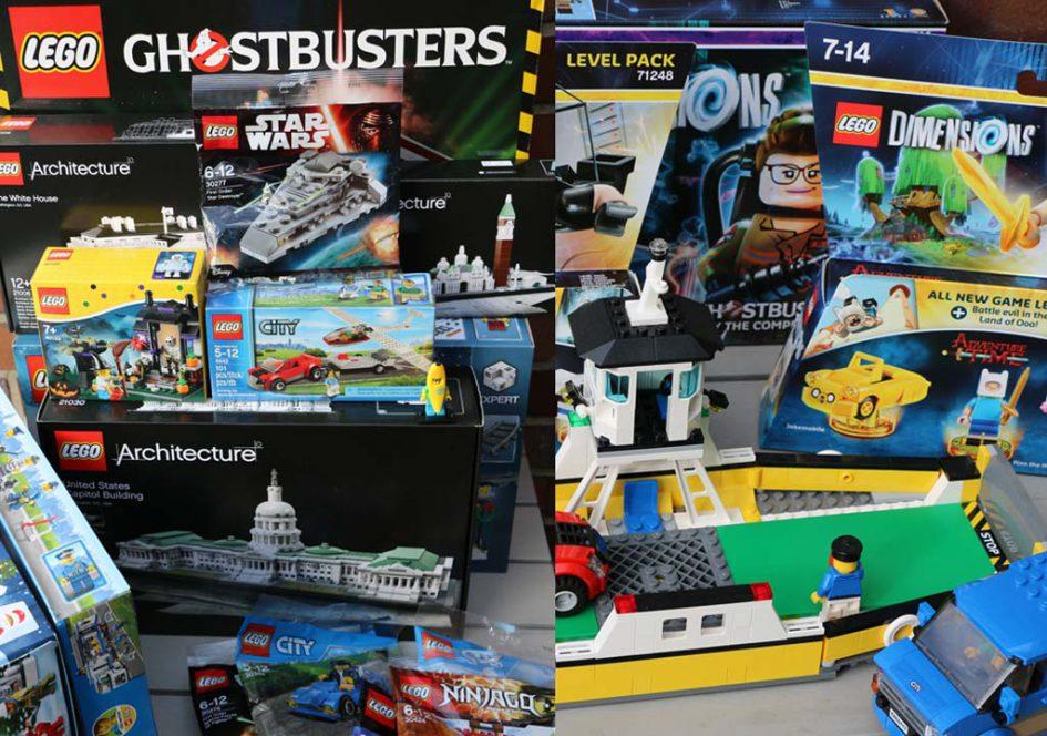Viele Reviews gehen noch in 2016 online.   © LEGO Group