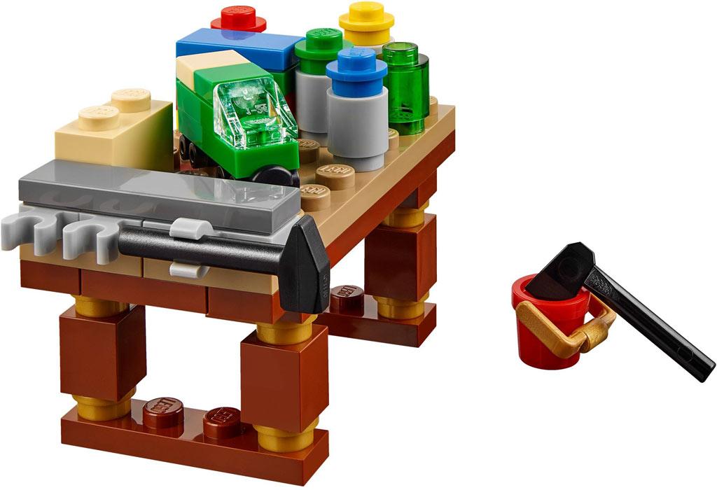 Werkbank | © LEGO Group