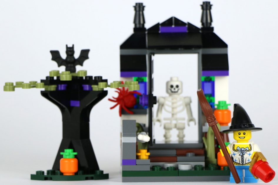 LEGO Halloween Seasonal Set aus dem Jahre 2015 | © Andres Lehmann / zusammengebaut.com